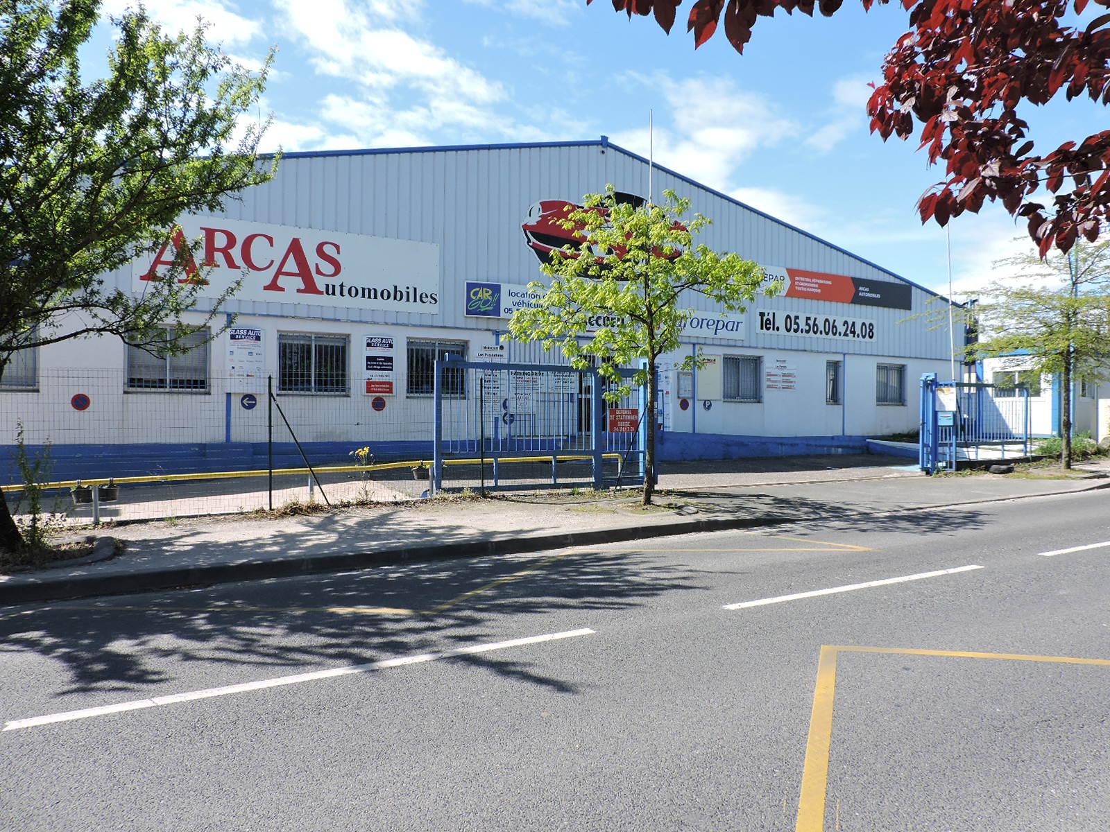 ARCAS AUTOMOBILES